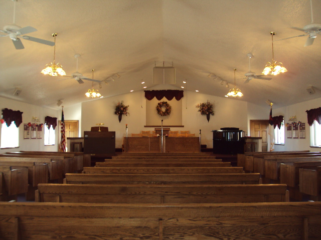 Ellicott Baptist Church
